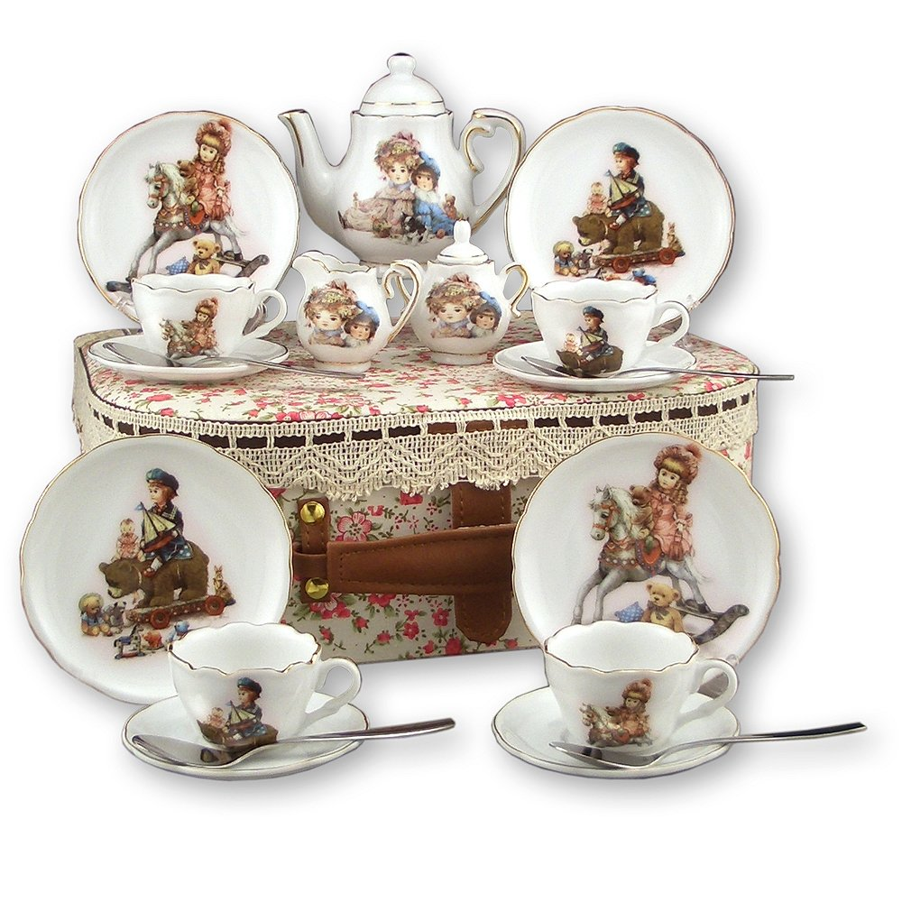 Reutter Porcelain Tea Sets Pg B