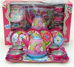 Garden Party Boxed Tea Set Tin