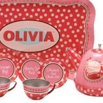 Olivia the Pig Musical Tin