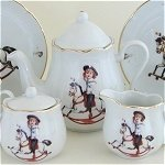 Hummel, Toys and Bears Reutter Tea Sets