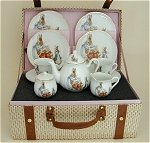 Peter Rabbit Childs Tea Set