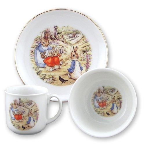 Peter Rabbit Childs Breakfast Set  sc 1 st  Childrenu0027s Tea Sets & Gift and Breakfast Sets