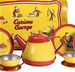 Curious George Tea Set for 4